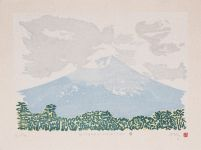 Thumbnail of artwork 12 Views of Mount Fuji #6